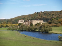 Chatsworth Estate, Peak District,