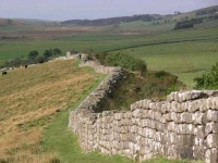 Part of Hadrian's Wall
