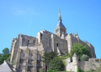 Mont Saint-Michel Abbey