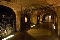 Cellars in Epernay