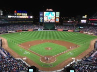 Turner Field, Atlanta.