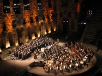 Bolshoi Orchestra, Odeon of Herodes Atticus
