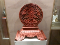 Exhibit at the Museum of Asian Art