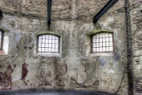 Cork City Gaol Interior