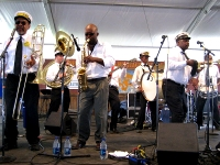 Jazz and Heritage Festival