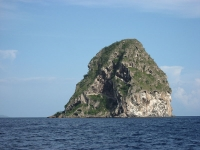 Diamond Rock, Martinique