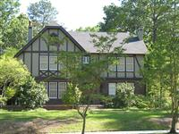 The Eudora Welty House in Jackson, Mississippi.