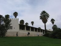 Windhoek's Old Fortress