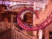 Canyon Blaster, Adventuredome