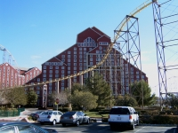 Buffalo Bill's Resort