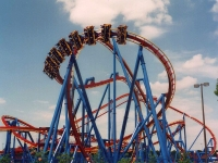 Six Flags Great Adventure Theme Park