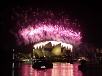 New Year's Eve Fireworks Spectacular photo