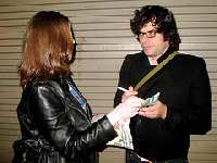 New Zealand comedian Jemaine Clement