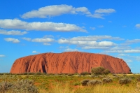 Uluru, formerly called Ayres Rock