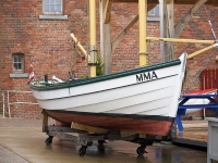 Maritime Museum Boat Shed
