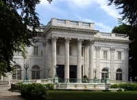 Marble House, the Bellevue Avenue Historical District