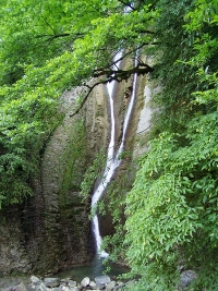 Agura Waterfalls, Sochi National Park