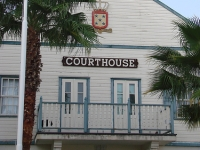 Front Street courthouse
