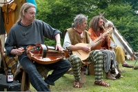 Celtic band