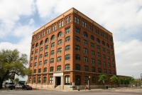 Sixth Floor Museum located at the former Texas School Book Depository