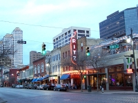 Sixth Street, a host of South by Southwest