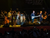 Sting at Dubai Jazz Festival