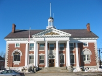 Stowe Town Hall